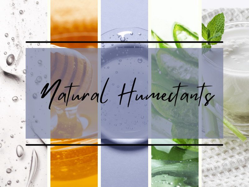 Natural Humectants